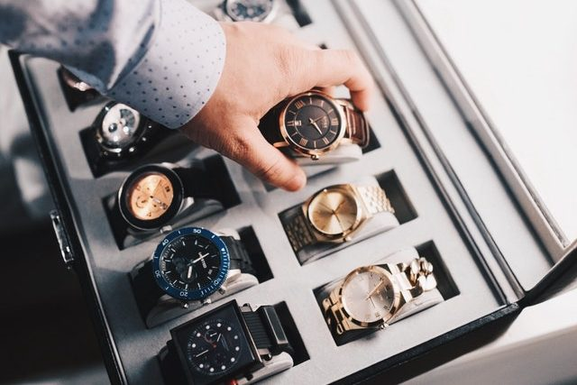 Shipping Valuable Watches